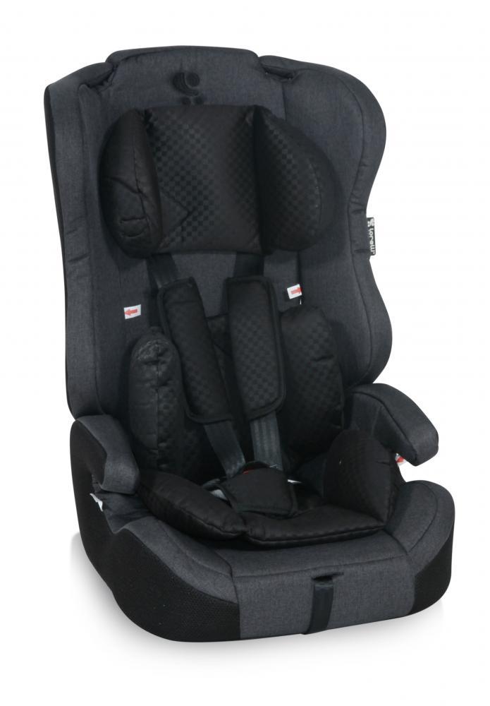 Scaun auto 9-36 kg Isofix Murano Black