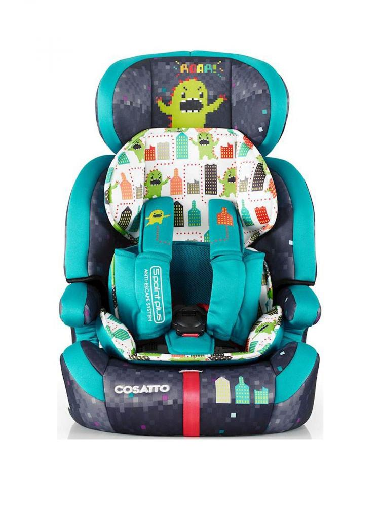 Scaun auto Cosatto Zoomi 9-36 kg Monster Arcade 5 Plus imagine