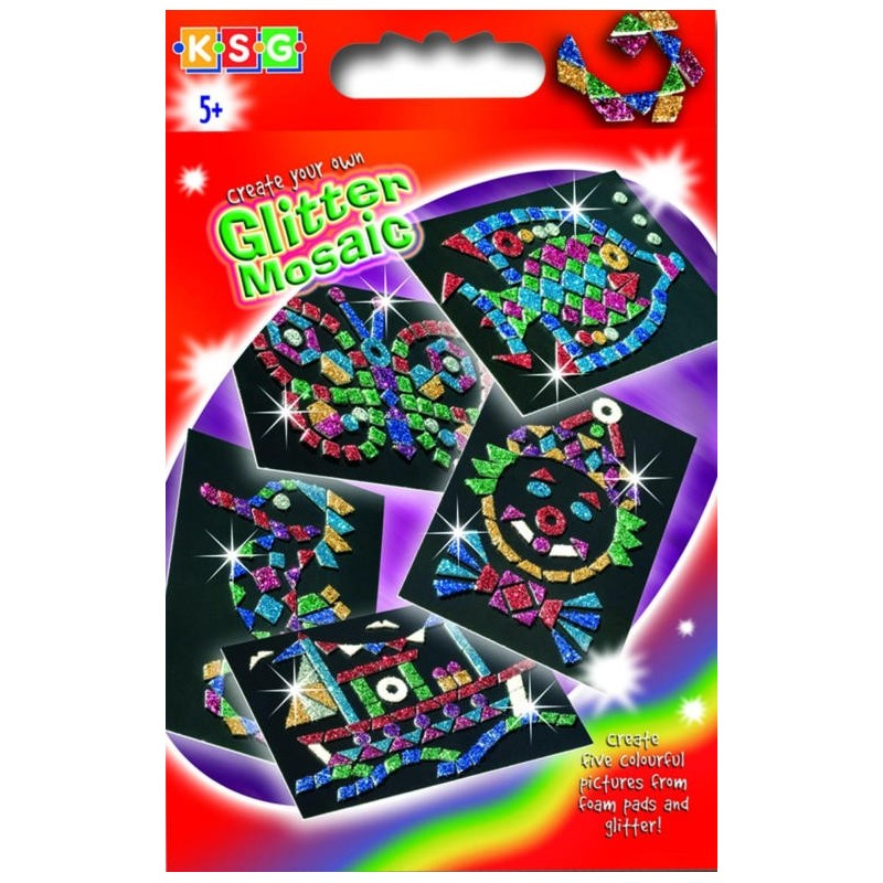 Set de creatie mozaic stralucitor