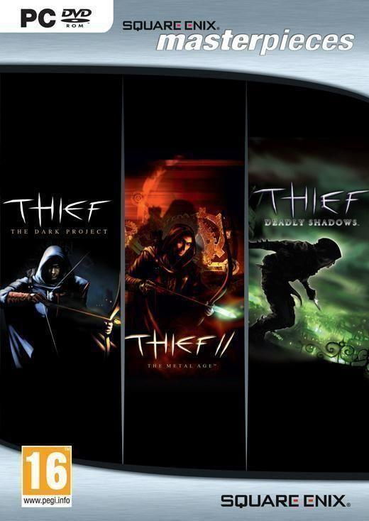 Joc thief triple pack - pc
