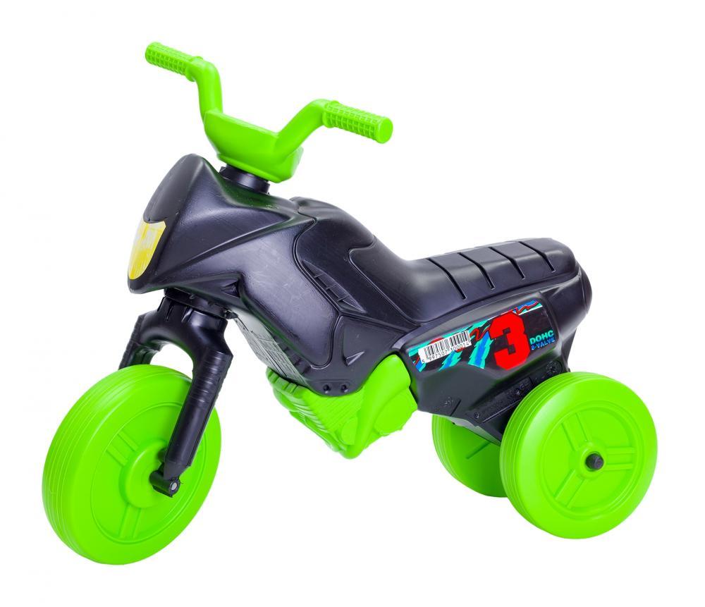 Tricicleta pentru copii Enduro Mini A14 NegruVerde