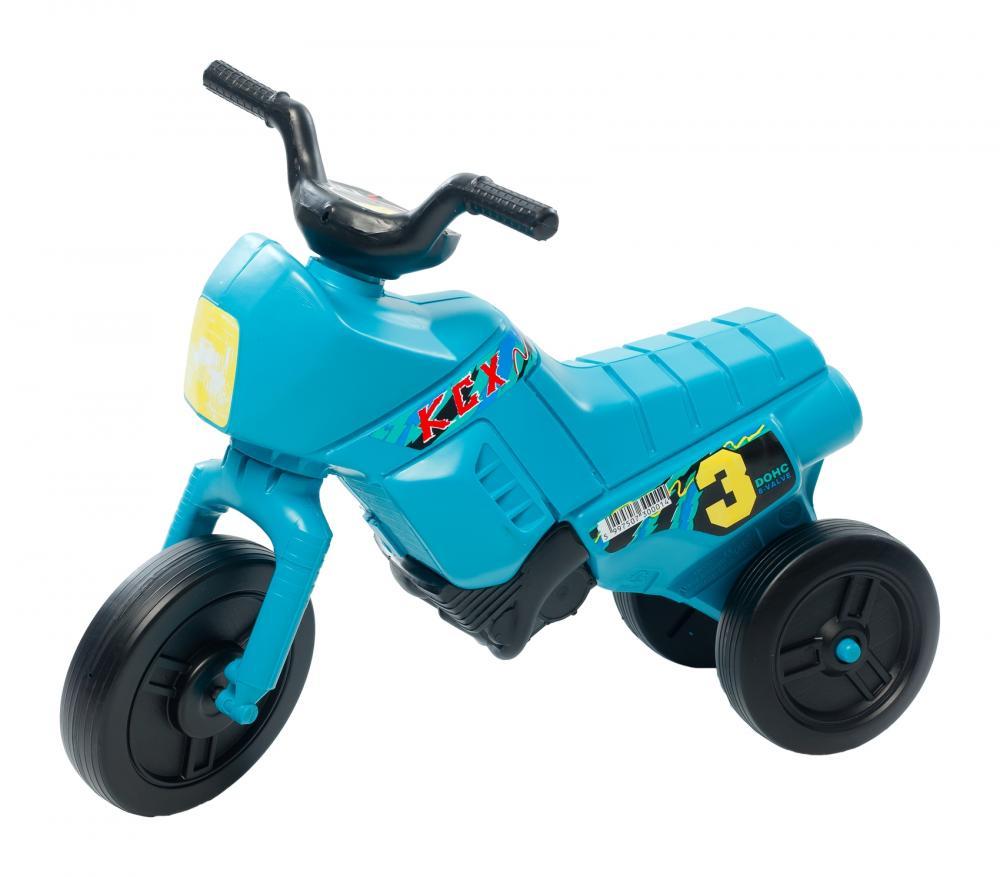 Tricicleta pentru copii Enduro Mini A4 turcoaz