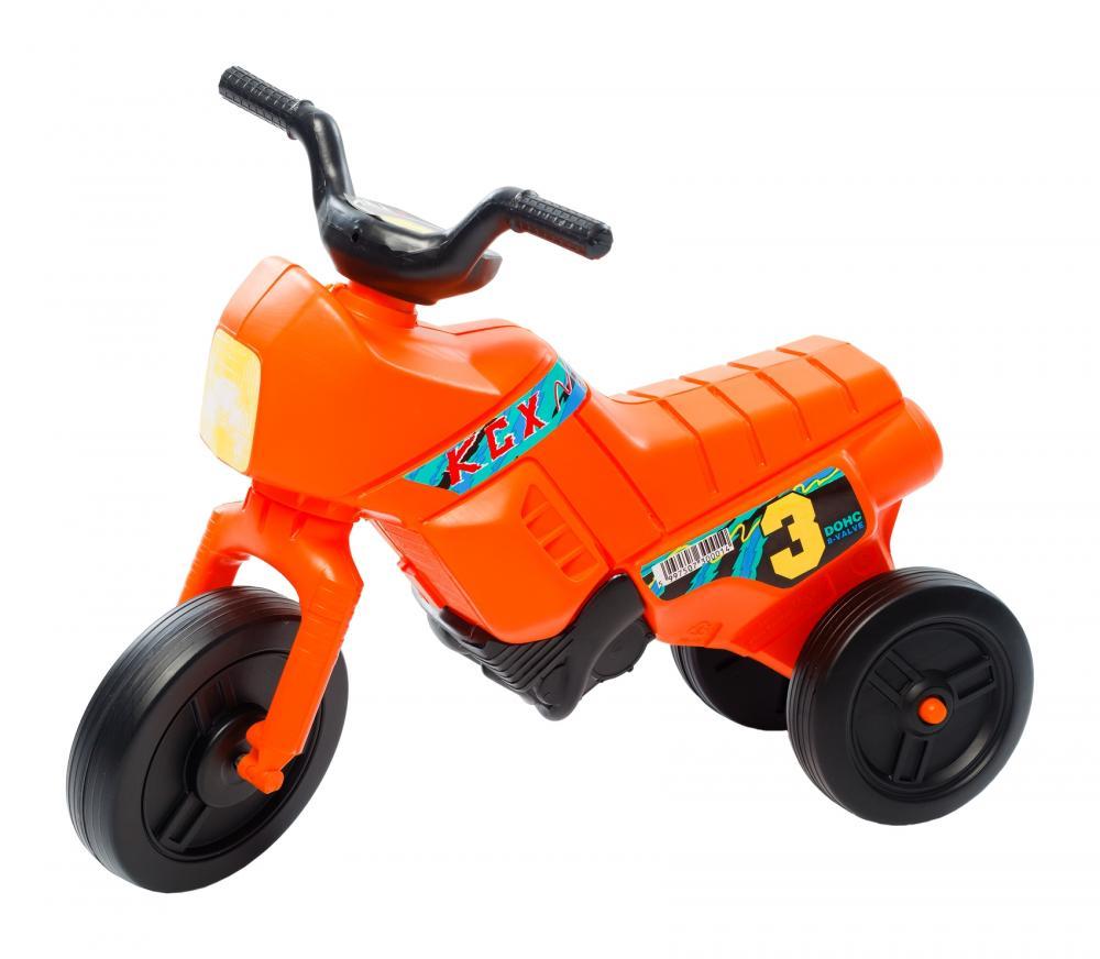 Tricicleta pentru copii Enduro Mini A8 portocaliu