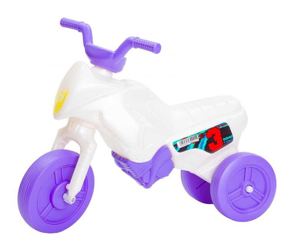 Tricicleta pentru copii Enduro Mini AlbMov