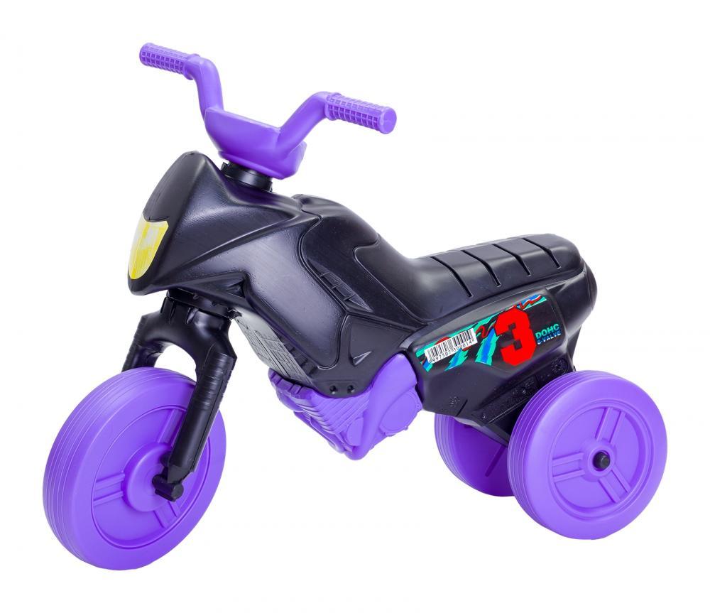 Tricicleta pentru copii Enduro Mini A18 NegruMov
