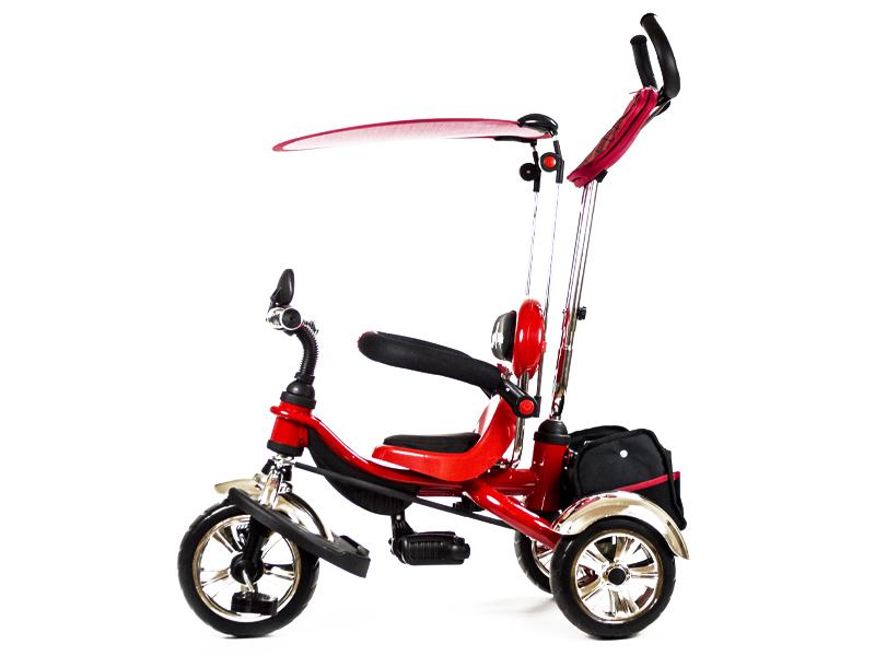 Tricicleta pentru copii Luxury KR01 rosu