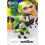 Figurina amiibo green girl (splatoon)