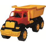 Autobasculanta gigant cu axa dubla, 70 cm, in cutie Ucar Toys UC105
