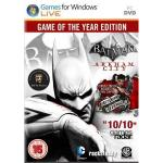 Joc batman arkham city goty pc