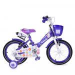 Bicicleta pentru fetite Kitten Purple 16 inch