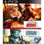 Joc compilation ghost recon advanced warfighter 2  rainbow six vegas 2 ps3