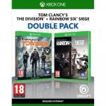 Compilation Rainbow six Seige & The Division - Xbox One