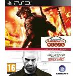 Joc compilation splinter cell double agent & rainbow six vegas - ps3