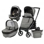 Carucior 3 in 1 Black Mat Team Peg Perego Atmosphere