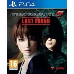 Joc Dead  or alive 5 last round  ps4