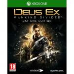 Joc deus ex mankind divided d1 edition xbox one