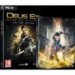 Joc deus ex mankind divided steelbook edition pc