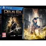 Joc deus ex mankind divided steelbook edition ps4