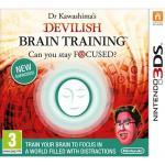 Joc devilish brain training (dr kawashimas) 3ds