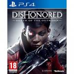 Joc dishonored death of the outsider ps 4