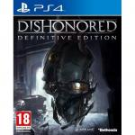 Joc dishonored definitive edition goty hd ps4