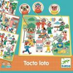 Eduludo Tocto Djeco joc de vocabular