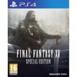 Joc final fantasy xv steelbook edition ps4