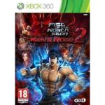 joc fist of the north star kens rage 2 - xbox 360