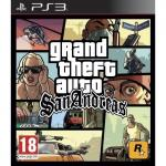 Joc grand theft auto san andreas ps3