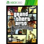 Joc grand theft auto san andreas xbox360