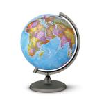 Glob Sirius diametru 20cm cu suport din plastic