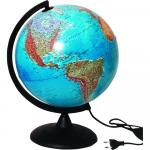 Glob Sirius diametru 30cm cu suport din plastic
