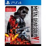 Joc metal gear solid 5 definitive experience - ps 4