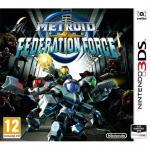 Joc metroid  prime federation force 3ds