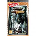 Joc monster hunter freedom unite essentials psp