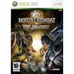 Joc mortal kombat vs dc universe - xbox 360