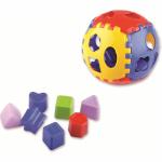 Minge sortare forme geometrice Ucar Toys UC80
