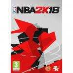 NBA 2K18 Code In a Box Pc