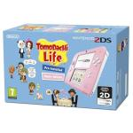 Consola nintendo 2ds  Pink & white & tomodachi life - gdg