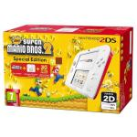Joc nintendo 2ds console white  red newsuper mario bros 2 gdg