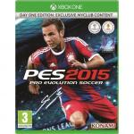Joc pro evolution soccer 2015 d1 edition - xbox one