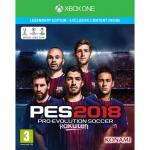 Joc pro evolution soccer 2018 legendary edition xbox one