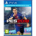 Joc pro evolution soccer 2018 premium edition ps4
