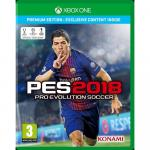 Joc pro evolution soccer 2018 premium edition xbox one