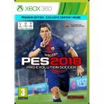 Joc pro evolution soccer 2018 premium edition xbox 360