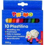 Plastilina Morocolor 180g 10 culori cutie