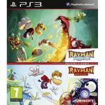 Joc rayman double pack ps 3
