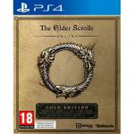 Joc the elder scrolls online gold edition ps4