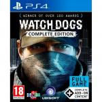 Joc watch dogs complete ps4