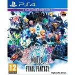 Joc world of final fantasy limited edition - ps4